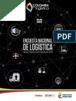 Encuesta Nacional Logística 2015 – Libro de Resultados (1)