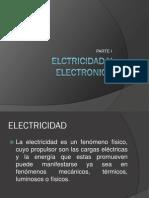 ELCTRICIDAD Y ELECTRONICA 1