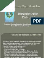 transacciones expo distribuidos distribuidos sharon beker.ppt