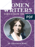 Women Writers - Voices From the 1800s