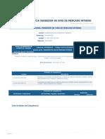 Perfil Competencia Vendedor de Vino de Mercado Interno