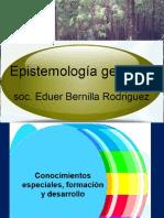 Epistemología Unidad III