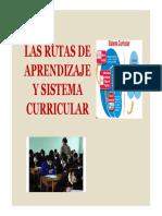1.Sistema Curricular