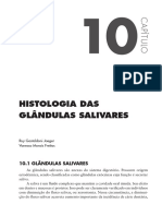 Sistema Digestório Integração Básico-Clínica - 10 - Histologia Das Glândulas Salivares