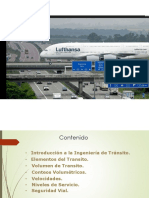 Apuntes Clase de Tránsito y Transporte