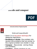 4.Divide and Conquer