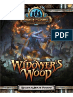 Widower s Wood Rulebook VF french