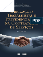 Obrigações Trabalhistas e Previdenciárias Na Contratação de Serviços_IOB_SAGE