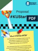 Proposal #KUStartNOW Final.pdf