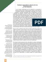 2.1 Calidad, Seguridad y Eficacia de Los Medicamentos