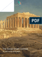 The Social Smart Contract