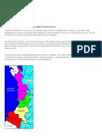 Tarea de Naturales Region Pacifica