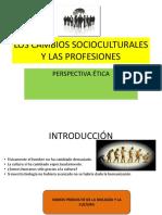 Los Cambios Socioculturales y Las Profesiones 2