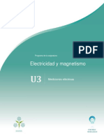 Unidad 3 Medici Ones Electric As