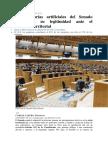 SENADO ESPAÑOL Las Mayorías Artificiales Del Senado