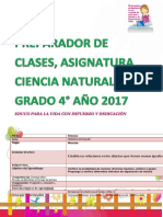 Clase Ciencia Naturales 3 Pdo Eida 2017