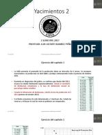 Ejercicio yacimientos 2 ESPOL