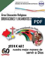 Odec Chiclayo Orientaciones