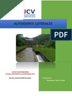 309866355 Aliviaderos Laterales Informe