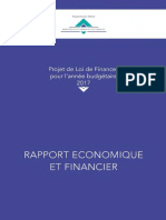 Rapport Éco de La Loi de Finance