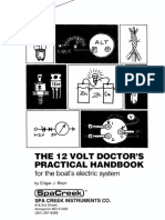 The 12 Volt Doctor's Practical Handbook Fo - Edgar J. Beyn