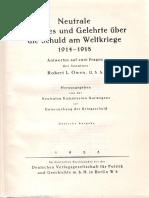 0001 3 Weltkrieg 1914-1918