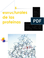 7. Estructura de Proteínas