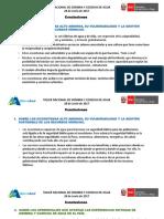 Conclusiones Sobre Sierra Azul