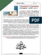 Yahya, Harun - A darwinizmus és a kommunizmus szövetségének valódi arca.pdf