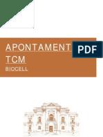 Compilação Apontamentos Biocell