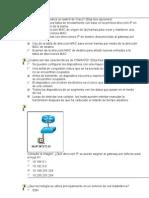 Ccent 2 - Examen Cisco