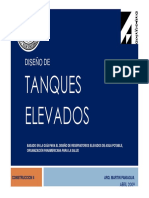 Apuntes sobre el Diseño de Tanques Elevados.pdf