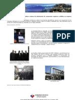 Recuperación de solventes, carbon activado, desorción nitrógeno at EDELPA (DEC IMPIANTI) - CONAMA Beneficio Ambiental para Santiago, CL