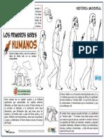 01 Los Primeros Seres Humanos