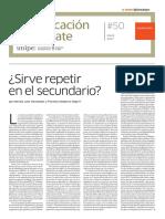 UNIPE LED #50 Sirve Repetir El Secundario