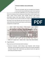 Fungs i Keyboard