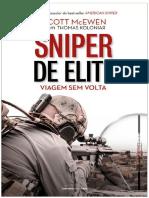 Livro Sniper de Elite