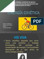Energía Cinética p.