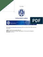 Tesis Mapudungun Ela PDF