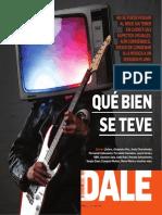 una revista de rock