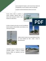 Infraestructura y Servicios-Descripcion de Servicios Que Hay-Incluir Fotos