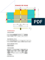 Hoja Excel para el Diseño estructural de un pórtico por el método de Takabeya.xls