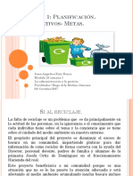 RuizReyes IrmaAngelica M23S1A1 Planificacion Objetivosmetas