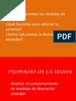 Proposito de La Sesion 2e