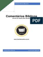 Comentários Bíblicos