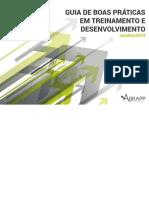 Guia de Boas Práticas Em Treinamento e Desenvolvimento