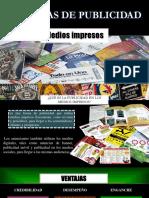 Técnicas de Publicidad-medios Impresos
