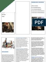 Ple Gable informativo revolucion francesa e industrial