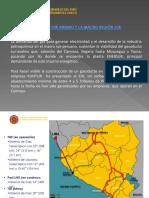 El Gasoducto Sur Andino y La Macro Región Sur