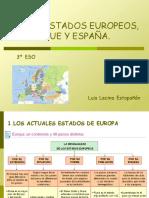 Presentación Ue y España